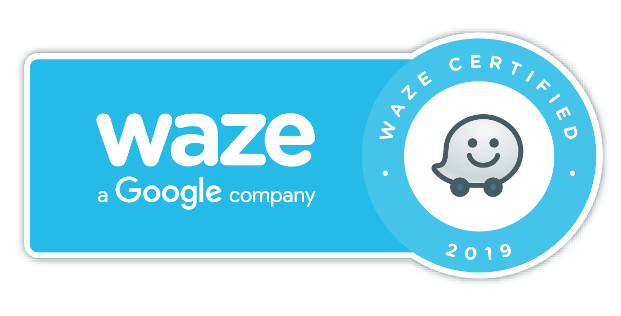 CAJ Media are an accredited Waze Certified Advertising Partner